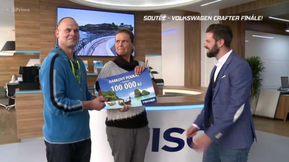 Soutěž s VW Crafter finále