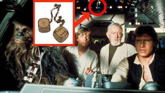 Zlaté kostky se staly důležitým pojítkem filmové ságy Star Wars