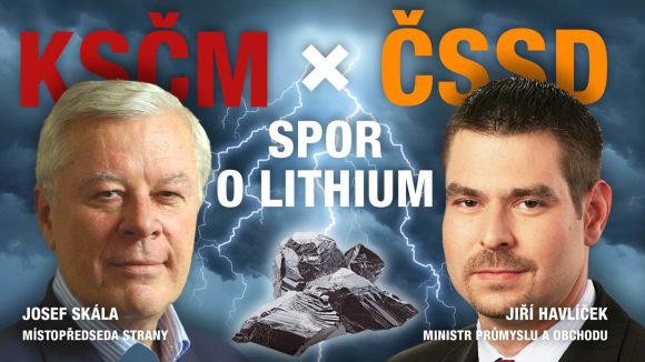 Havlíček vs. Skála - Lithium