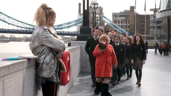 Záběry z filmu Učitelé na zakázku 2