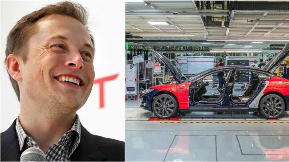 Tesla chce otevřít závod v České republice