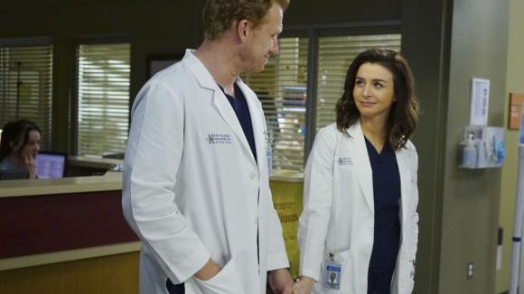 Chirurgové - Amelia s Owenem