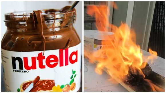 Hoří skvěle!