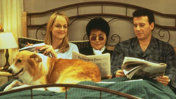 Jsem do tebe blázen a Yoko Ono