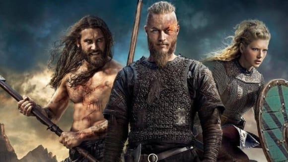Vpondělí 28.listopadu naCOOLu začínají Vikingové!