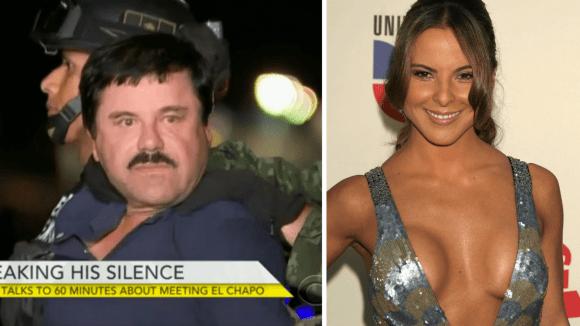 Dostal se jí El Chapo do kalhotek?