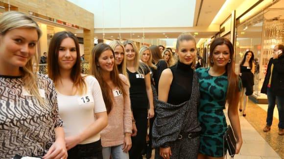 Jitka Válková a Gabriela Franková rozdávaly úsměvy na všechny strany