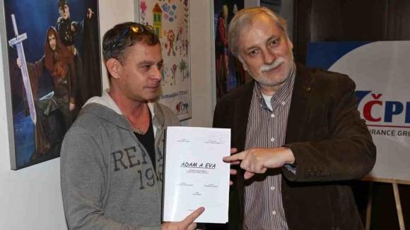 Filip Renč a Zdeněk Zelenka