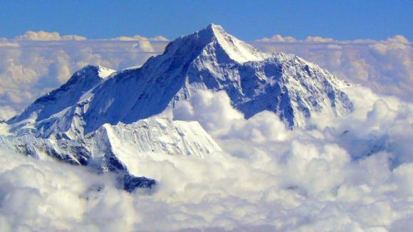 Mount Everest alias Sagarmatha alias Chomolungma