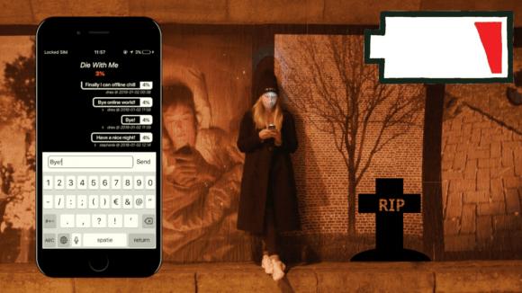 Aplikace Die With Me