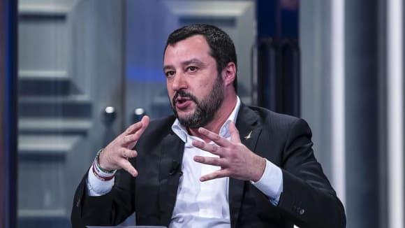 Vážný kandidát na post italského premiéra slibuje, že zatočí s nelegálními migranty