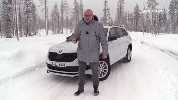 Škoda 4x4 & Škoda Octavia Combi Scout 2,0 TDI 4x4