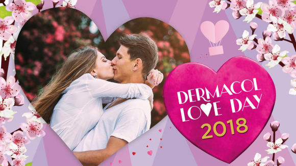 DERMACOL LOVE DAY v roce 2018