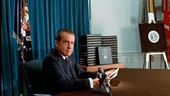Prezident Nixon