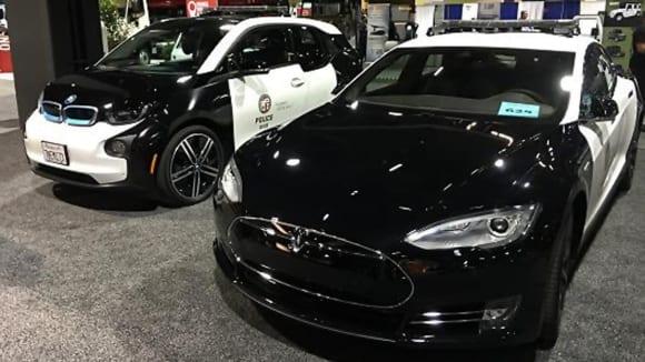 Americká policie přichází na chuť elektromobilům.