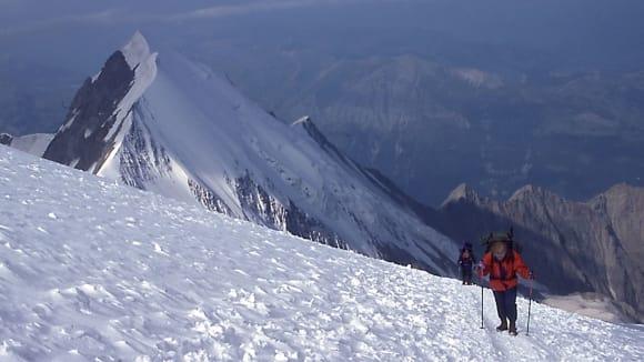 Cesta na vrchol Evropy - Mont Blanc