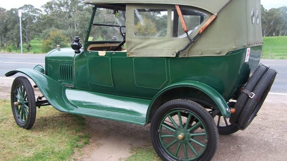Australský model fordu T