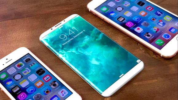 Předpokládaný vzhled nového iPhonu 8 mezi svými předchůdci