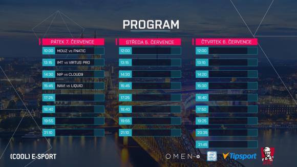 ESL One Cologne 2017 - Turnaj 3