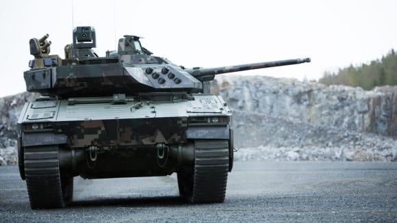 Cv90 ve verzi pro armádu ČR