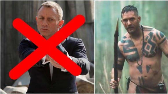 Bude Tom Hardy novým Jamesem Bondem