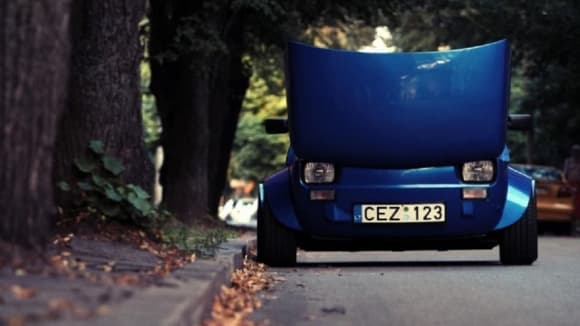 Zběsilý Fiat