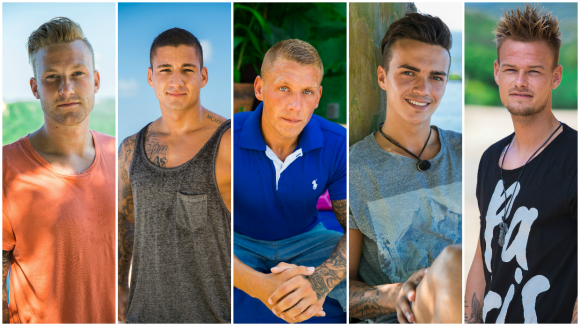 Christian, Martin, Danny, Malte nebo Sander?