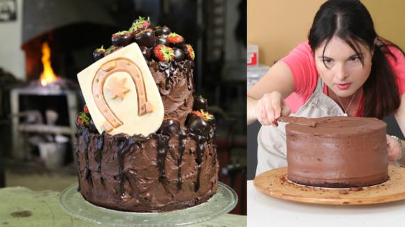 Markéta udělala dort, za který by se nemusel stydět ani sám Lucifer