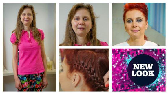 Pomocí účesu, make-upu a oblečení žena klidně může omládnout i o 15 let
