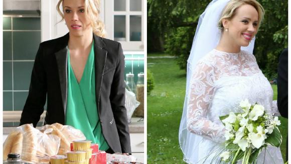 Svatby v Benátkách - srovnání módy