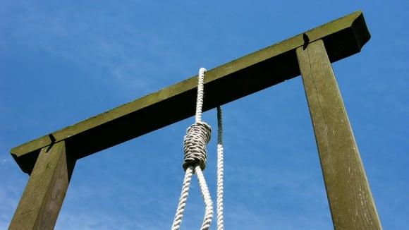 Trest smrti pověšením