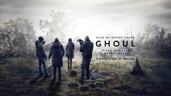Temný thriller GHOUL v kinech od 26.2.2015