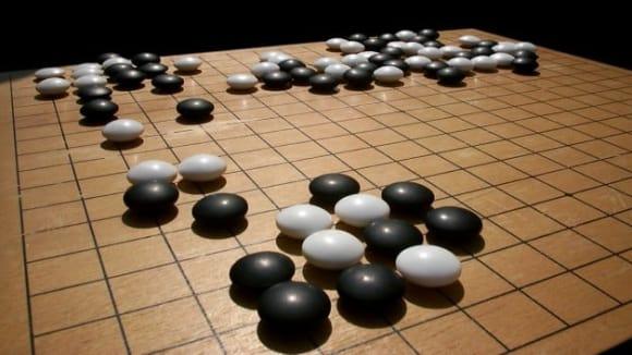 Takhle vypadá hra GO
