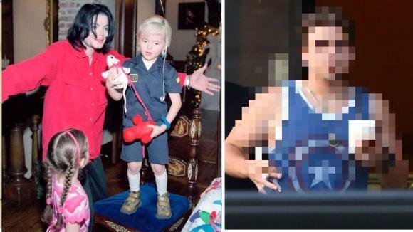Syn Michaela Jacksona oslavil letos osmnácté narozeniny