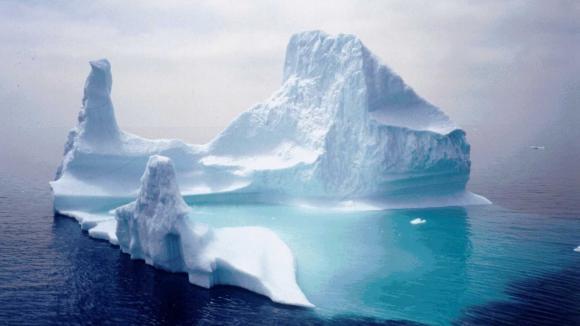 Tající ledovce
