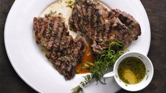 Šéf na grilu II. (1) steak z roštěnce
