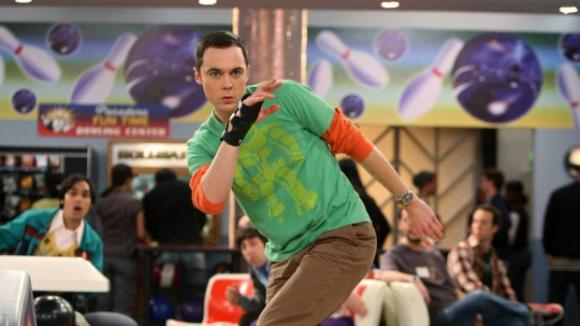 TBBT - Sheldon bowling