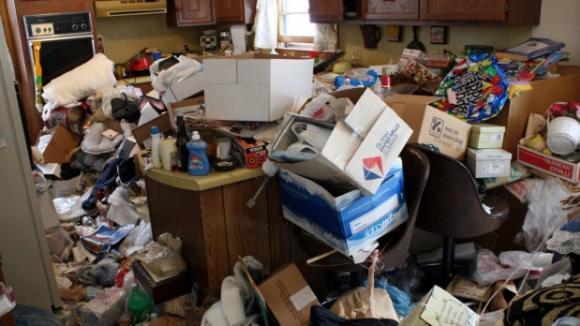 Odpadky jsou všude