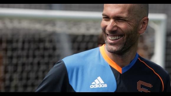 Team Five Challenge - Zinedine Zidane