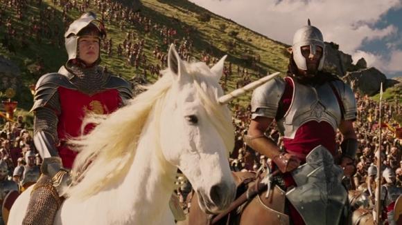 Kroniky Narnie: hrdinové v brnění