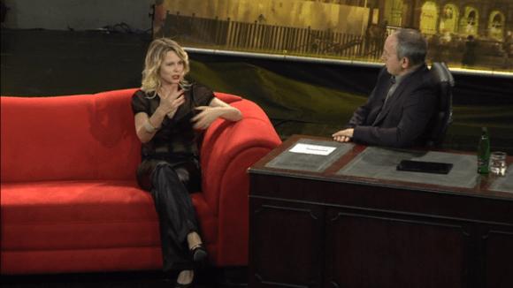 Barbora Bobulová v Show Jana Krause