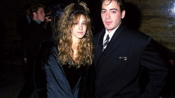 Sarah a Robert Downey Jr.