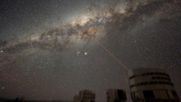 Pozorování Mléčné dráhy