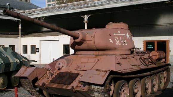 Sovětský T34