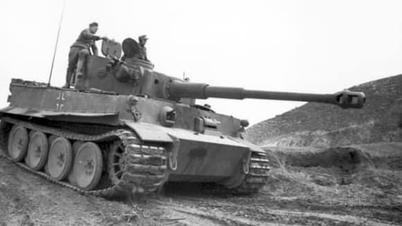 Německý Tiger