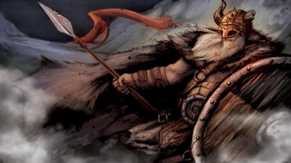 Vikinský válečník