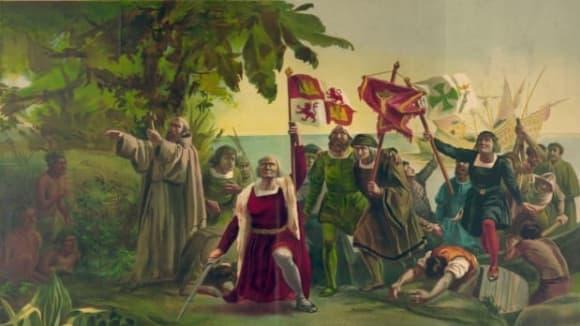 Lodě Kryštofa Kolumba americkou pevninu dlouho míjely