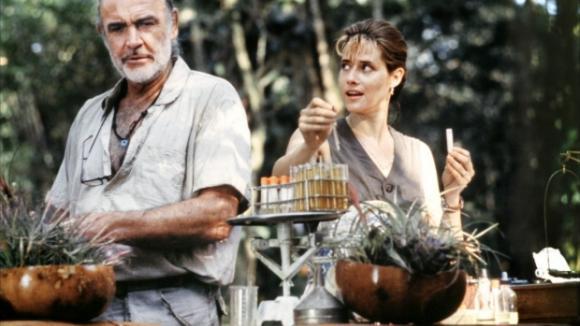 Sean Connery a jeho Šaman
