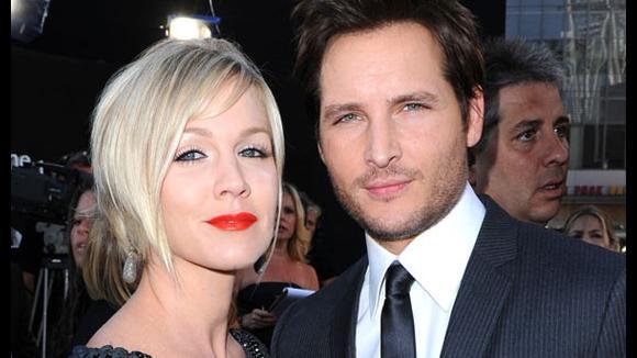 Jennie Garth se svým exmanželem
