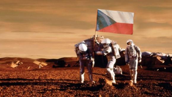 Češi na Marsu